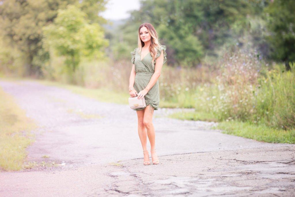 kelly green dresses