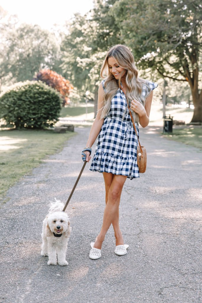 Gingham Casual Dresses