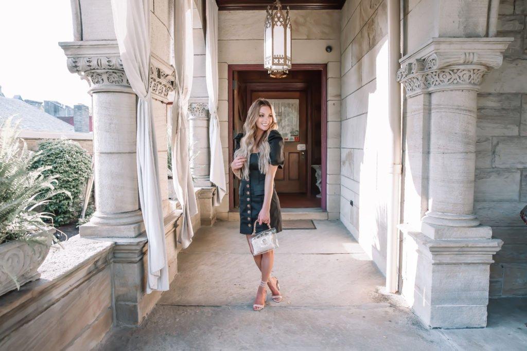 Trending Button-Up Dress